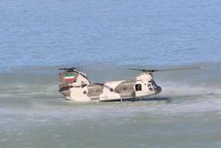 رزمایش آموزشی «پرواز روی آب» برگزار شد
