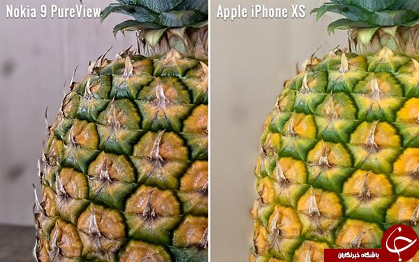 نوکیا 9 PureView یک گوشی با قابلیتهای حرفهای دوربین + تصاویر