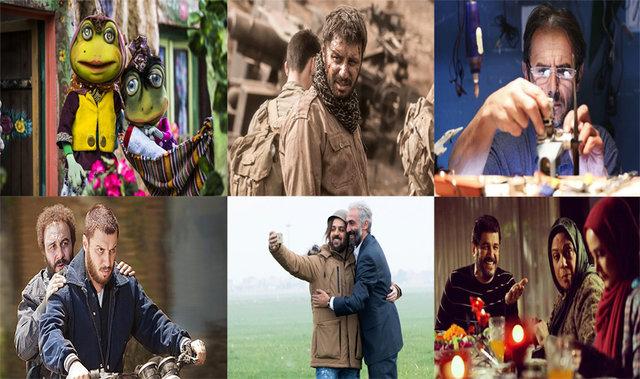 گیشه سینمای ایران در سالی که گذشت/ کدام فیلمها لقب میلیاردرهای 97 را گرفتند؟