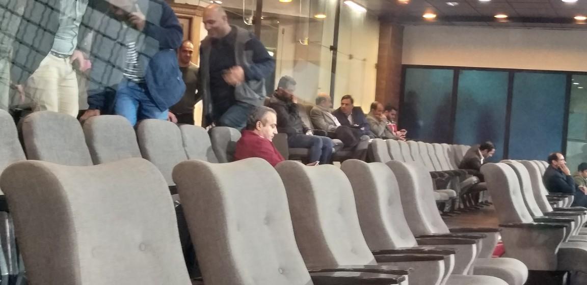 لحظه به لحظه با حواشی پیش از دیدار تیمهای فوتبال پرسپولیس - پاختاکور