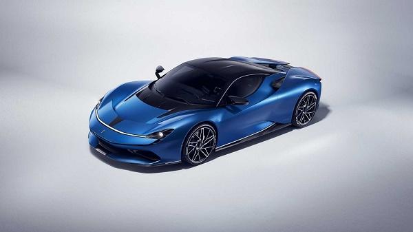 نمایشگاه خودرو ژنو | باتیستا، قدرتمندترین خودرو جادهای ایتالیایی معرفی شد +تصاویر