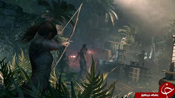جدید ترین بروزرسانی عنوان Tomb Raider منتشر شد