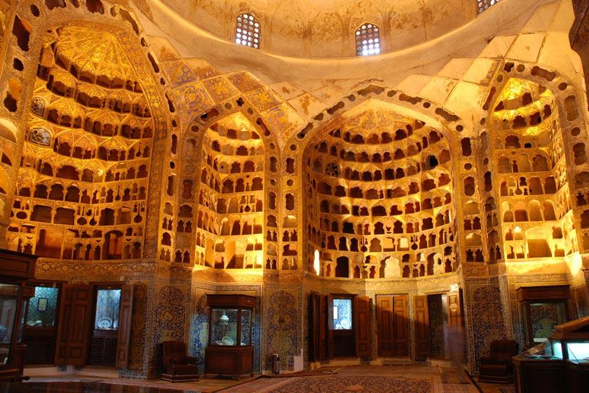 موزهای که شیخ بهایی آن را طراحی کرد