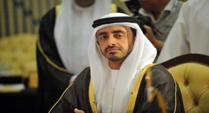 تاکید وزیر امور خارجه امارات بر نقش کشورهای عربی در سوریه