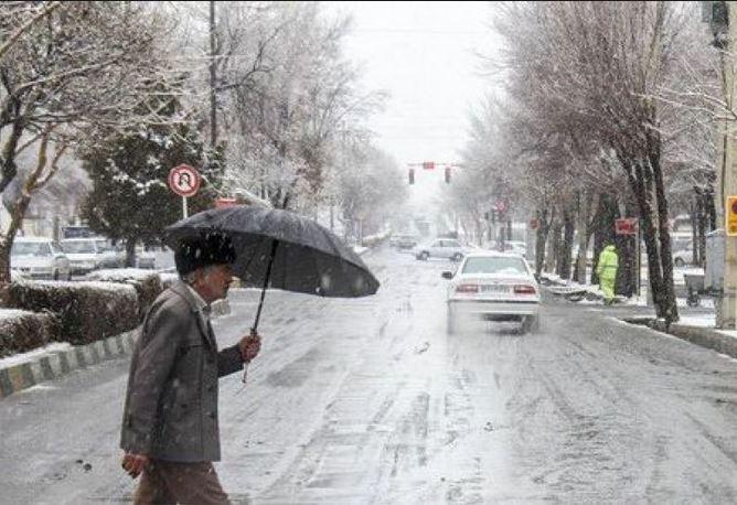اخطاریه مهم  هواشناسی برای استان مرکزی