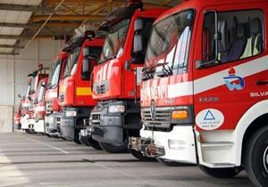 انجام ۵ عملیات امداد و نجات با تلاش آتش نشانان همدانی