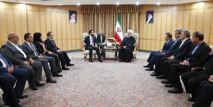 اراده رهبری، دولت و مجلس جمهوری اسلامی ایران همکاری برادرانه و نزدیک با عراق است