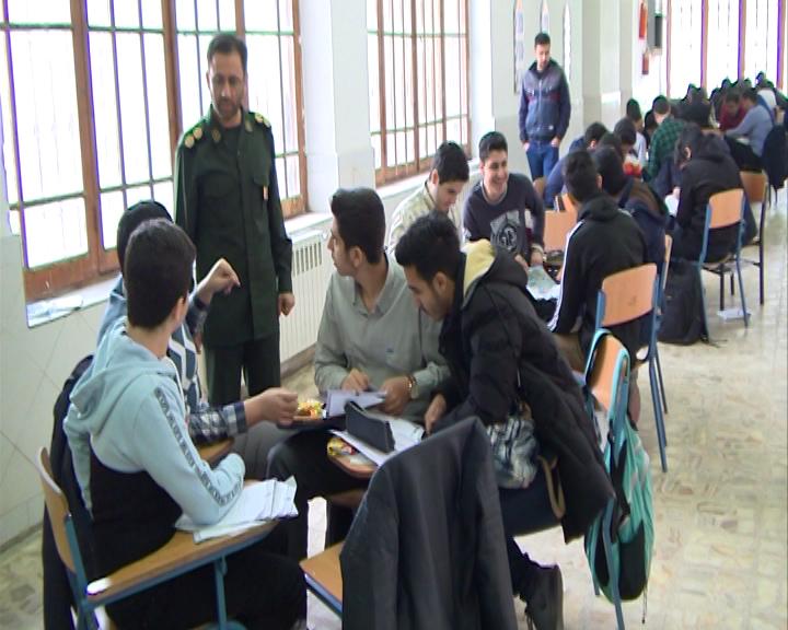 برگزاری رقابتهای علمی پایا همزمان با سراسر کشور در گیلان