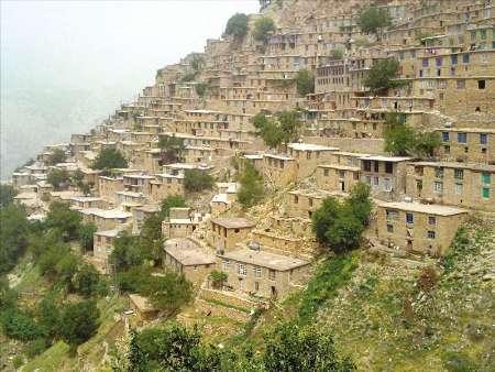 شهرستانی از استان مرکزی که ماسوله را در خود جای داده