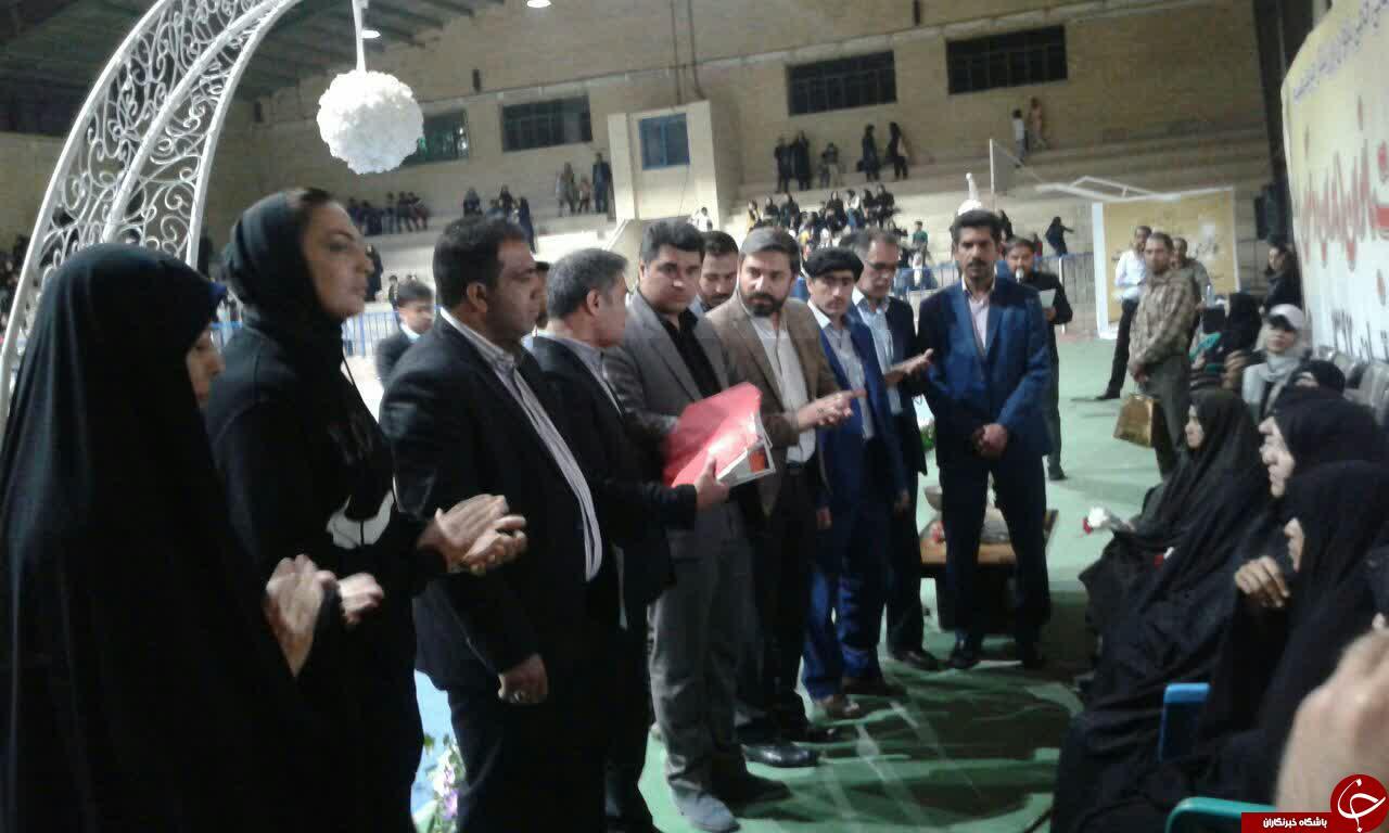 برگزاری همایش سلامت بانوان در جیرفت