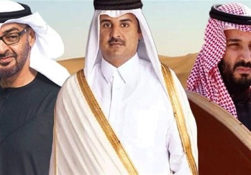 قطر با ارسال پیامی به کویت خواستار حل اختلافات با عربستان بدون حضور امارات شد!
