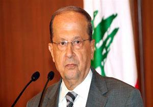 میشل عون: حزبالله بخشی از ملت لبنان است که در پارلمان و دولت حضور دارد