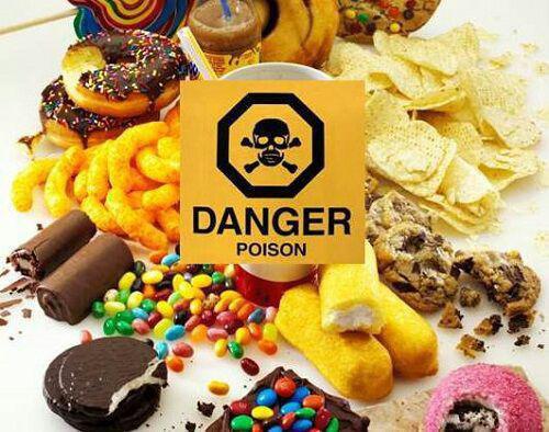 غذاهایی که شما را به مرور به کُشتن میدهند