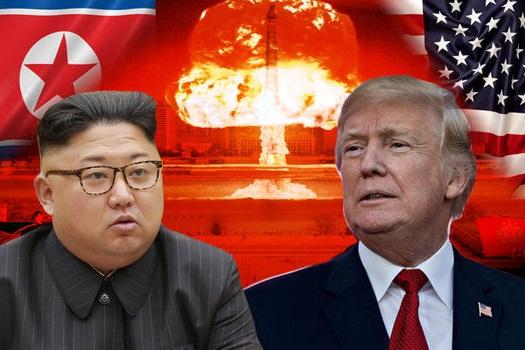 ترامپ: ازسرگیری آزمایشهای کره شمالی باعث ناامیدی است