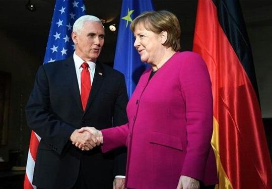 مخالفت آلمان با درخواست معاون ترامپ برای تقابل با روسیه