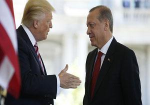 اختلافات ترکیه و آمریکا مانعی بر سر سفر ترامپ به آنکارا