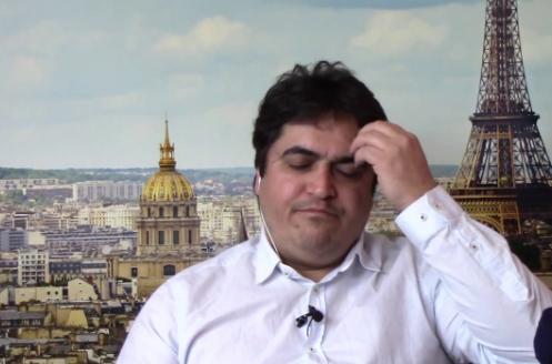 توجیه مضحک روحالله زم برای کاهش اعضای کانال آمدنیوز +فیلم