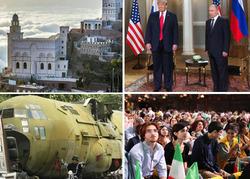 از حمایت شخص ترامپ از ناآرامیهای ایران تا جایگاه کشورمان در میان قدرتهای جهان و تصاویری خارقالعاده از روستایی بر فراز ابرها