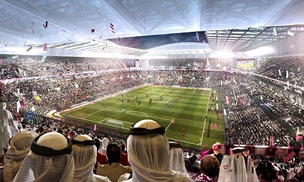مخالفت دوباره قطریها با برگزاری مشترک میزبانی جام جهانی ۲۰۲۲