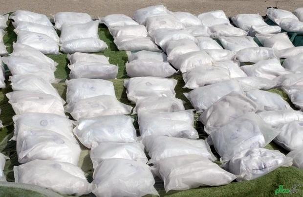 کشف ۶۰ کیلوگرم تریاک در عملیات مشترک پلیس همدان و لرستان