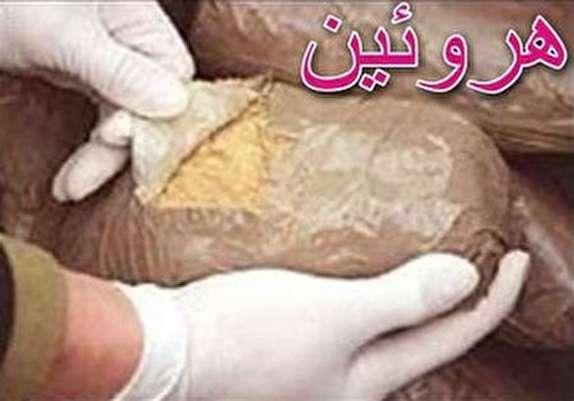 باشگاه خبرنگاران - کشف و ضبط بیش از۱۱کیلوگرم هروئین در دورود