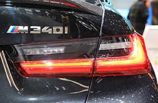 نمایشگاه ژنو ۲۰۱۹   بیامو M340i، قویترین سری ۳ موجود پیش از معرفی M3 +تصاویر