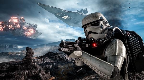احتمال ساخت نسخه جدید عنوان Star Wars وجود دارد