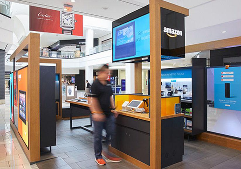 شرکت آمازون استراتژی فروش خود را تغییر میدهد