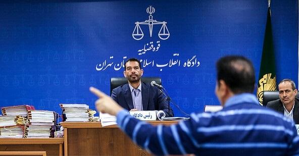 سومین جلسه رسیدگی به اتهامات حسین هدایتی آغاز شد