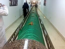 طویل ترین مقبره دنیا متعلق به عمران نبی