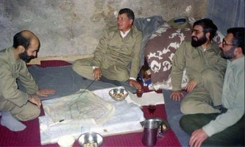 سمت آقای رئیس جمهور در زمان جنگ / وقتی روحانی مسئول آتش بس و عقب نشینی بود! + تصاویر