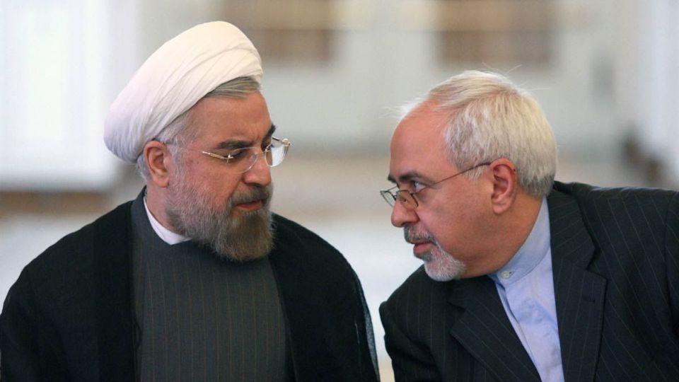 ظریف: قاسم سلیمانی درباره سفر اسد به ایران به من اطلاع داده بود/ مخالفت شدید روحانی با بازگشت وزیر امورخارجه به کارش!