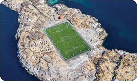 زیباترین ورزشگاههای فوتبال دنیا  که نمی دانستید + تصاویر