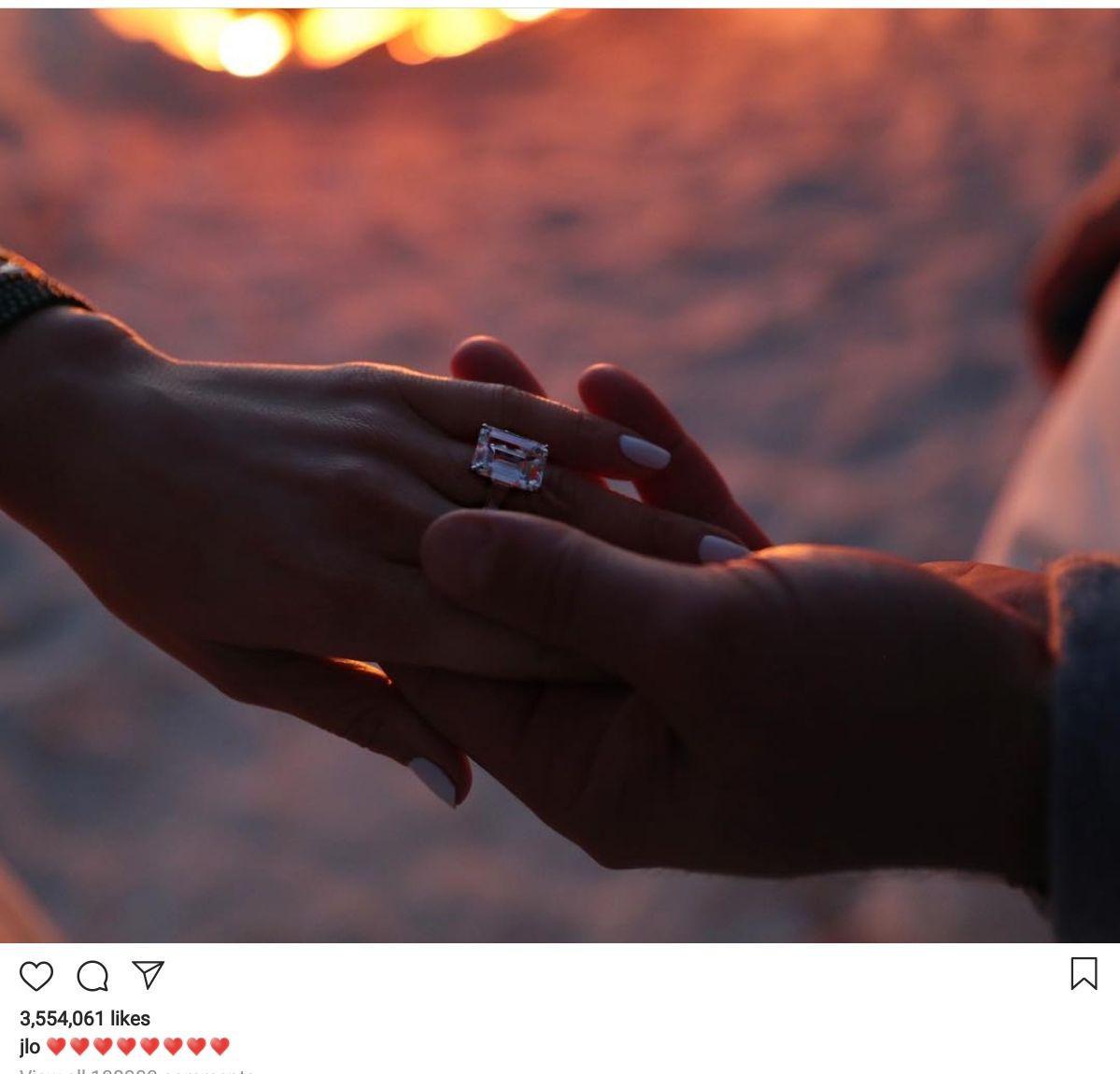 ازدواج جنیفر لوپز با ورزشکار معروف + عکس