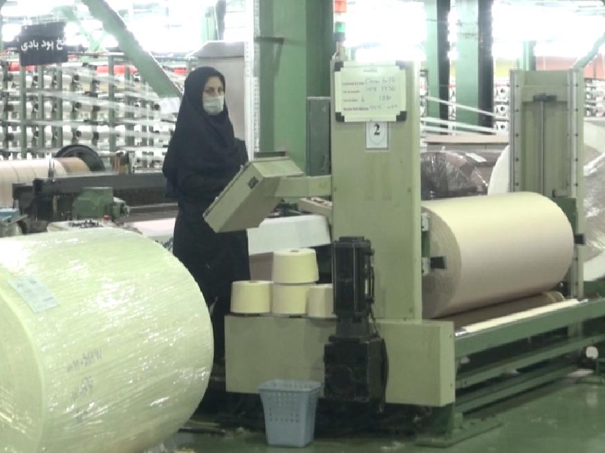 نخ تایر صبای زنجان تامین کننده ۹۰ درصد نیاز کشور