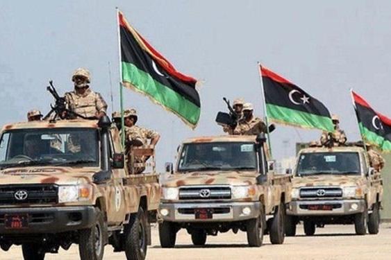 باشگاه خبرنگاران -ارتش لیبی کنترل شهر مرزق را به دست گرفت