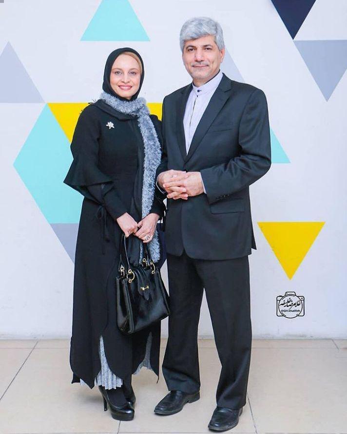 مریم کاویانی با کدام چهره سیاسی ازدواج کرد؟+ عکس