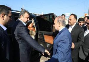 ورود وزیر ورزش و جوانان به مازندران