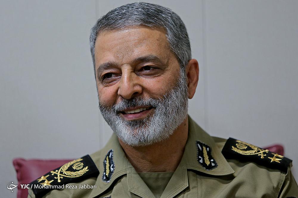 بازدید فرمانده کل ارتش از پایگاه هوانیروز شهید آسیایی و مرکز تعمیرات شهید فرخی نیا مسجد سلیمان