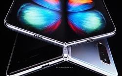 گوشی منعطف سامسونگ با نام Galaxy Fold به طور رسمی رونمایی شد +فیلم