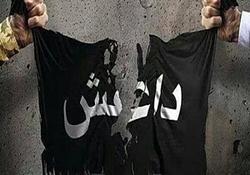 تسلیم دسته جمعی تروریستهای داعش در باغوز + فیلم