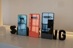 گوشیهای سری گلکسی S10 سامسونگ به صورت رسمی رونمایی شدند +قیمت و مشخصات