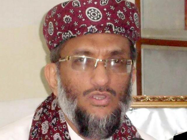 باشگاه خبرنگاران -هشدار رهبر حزب جمعیت علمای پاکستان درباره ارتباط با رژیم صهیونیستی