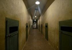 زمان در حبس قصر / نمایش موزه ای مخوف به صورت زنده!  + فیلم