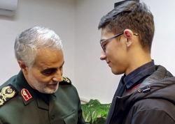 شطرنجباز نوجوان کشورمان از سردار سلیمانی چه هدیهای گرفت؟ +تصاویر