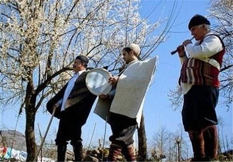 زیباییهای سال نو در میان اقوام مختلف کشور لرستان