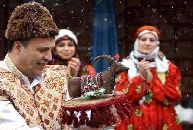 زیباییهای سال نو در میان اقوام مختلف کشور توکم گردانی آذربایجان غربی