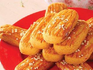 طرز تهیه شیرینی پادرازی مخصوص نوروز