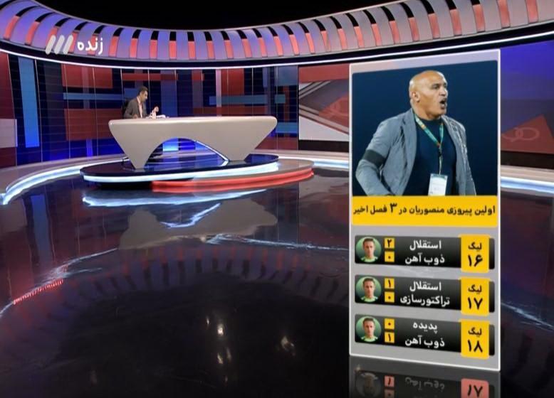 بیرانوند مرد سال فوتبال ایران شد / بررسی حواشی دیدار جنجالی تراکتور و ماشین سازی