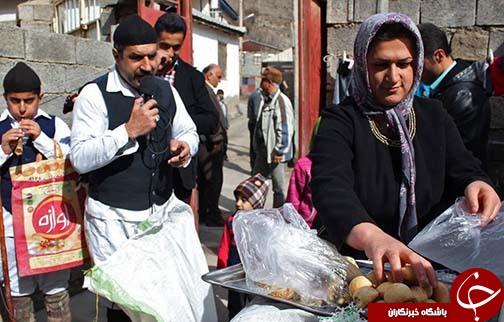 آیین کهن مژده رسانی بهار با نوروزخوانی اقوام مختلف گلستان